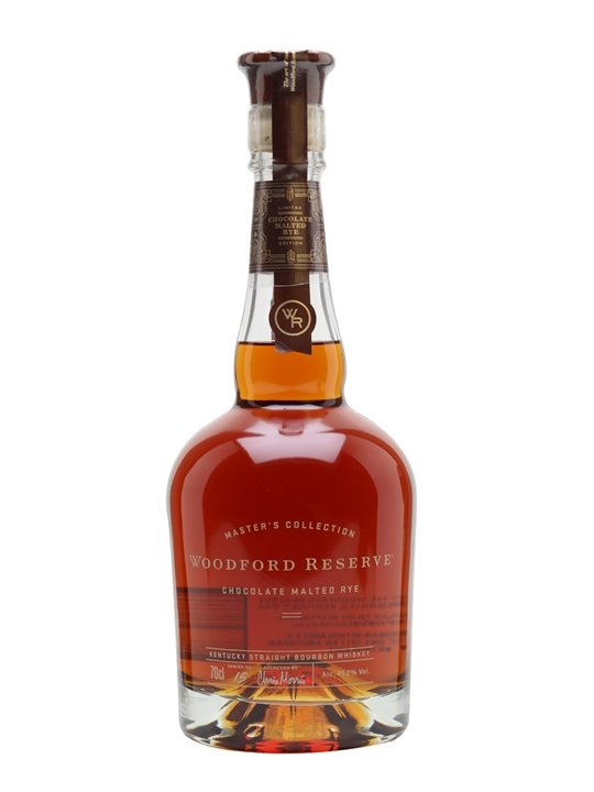 Woodford Reserve Chocolate Malted Rye Kentucky Straight Rye Whiskey