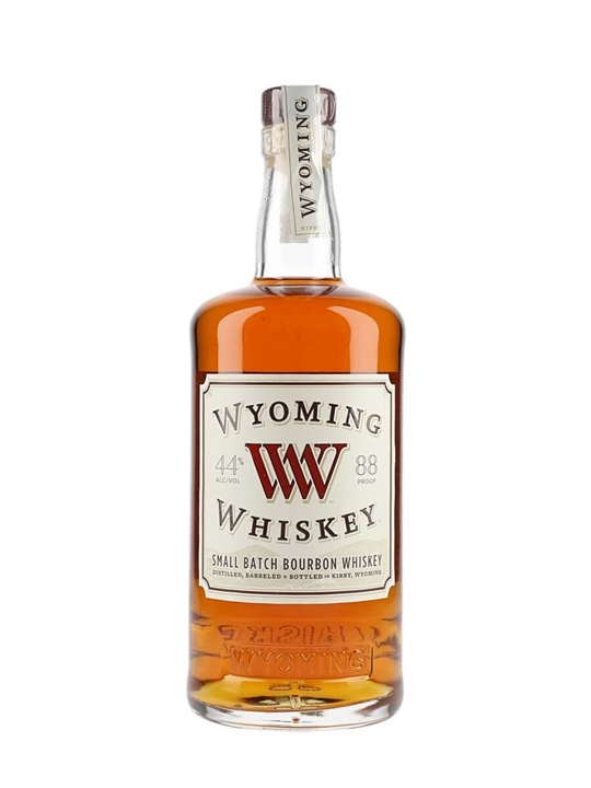 Wyoming Small Batch Wyoming Bourbon Whiskey