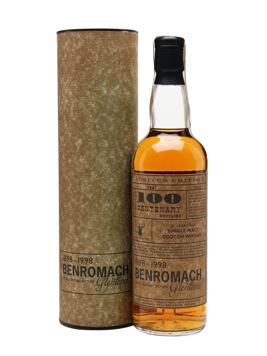 Benromach 17 Year Old / Centenary Bottling Speyside Whisky