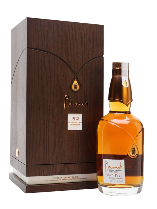 Benromach Heritage 1973 Speyside Single Malt Scotch Whisky