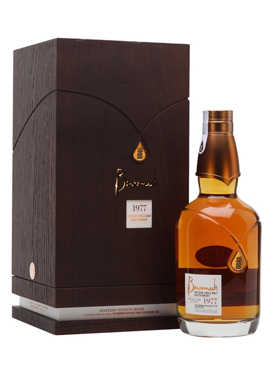 Benromach 1977 Vintage Speyside Single Malt Scotch Whisky