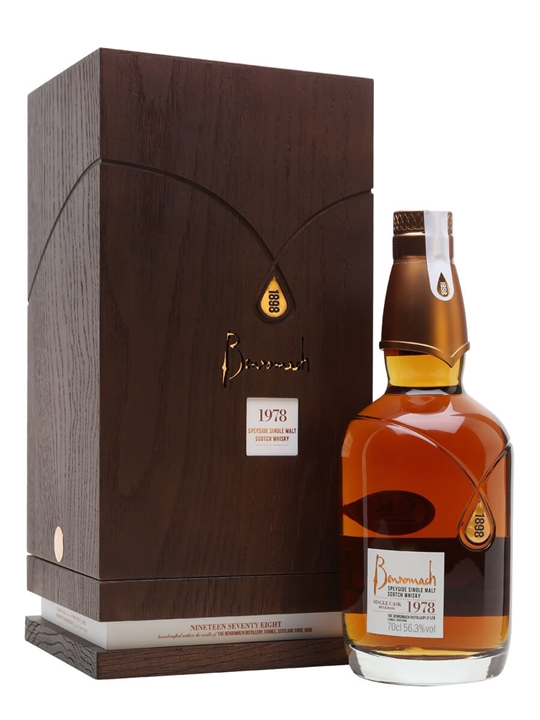 Benromach Heritage 1978 Speyside Single Malt Scotch Whisky