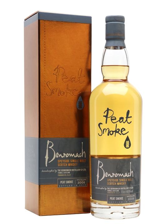 Benromach 2008 / Bot.2018 / Peat Smoke Speyside Whisky