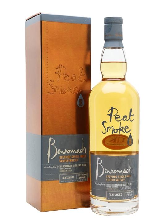 Benromach 2009 / Bot.2018 / Peat Smoke Speyside Whisky