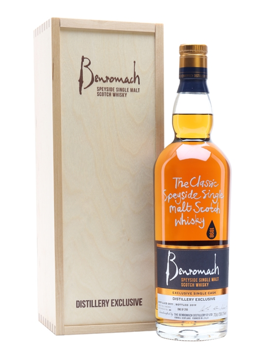 Benromach 2011 / Distillery Exclusive Speyside Whisky