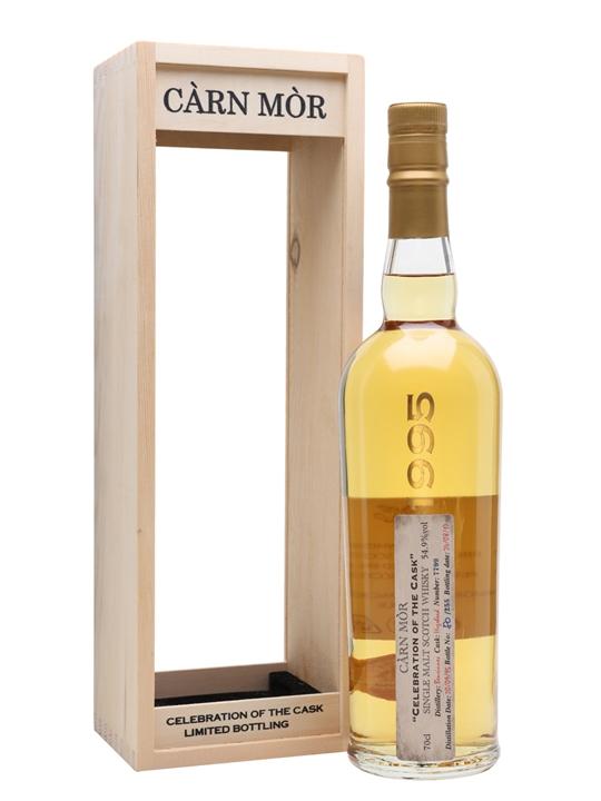 Benrinnes 1995 / 21 Year Old / Carn Mor Speyside Whisky