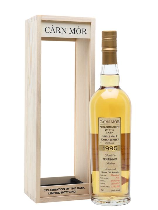 Benrinnes 1995 / 22 Year Old / Carn Mor Speyside Whisky