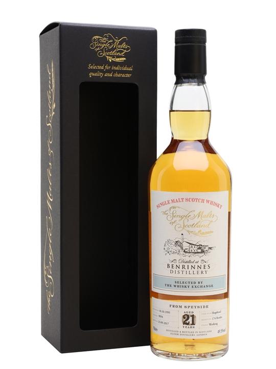 Benrinnes 1995 / 21 Year Old / Twe Exclusive Speyside Whisky