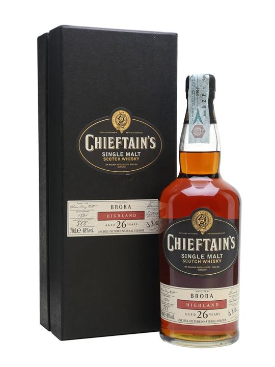 Brora 1981 / 26 Year Old / Sherry Cask / Ian Macloed Highland Whisky