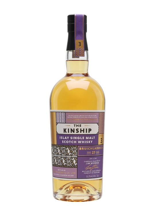 Bruichladdich 27 Year Old / Bot.2019 / Kinship Islay Whisky