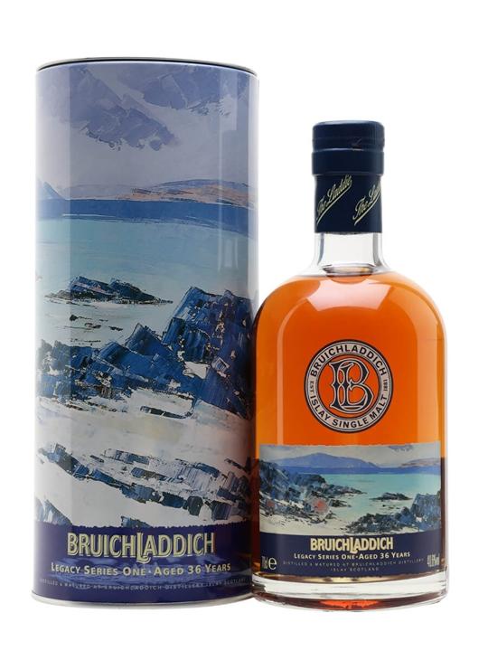 Bruichladdich 1966 / 36 Year Old / Legacy 1 Islay Whisky