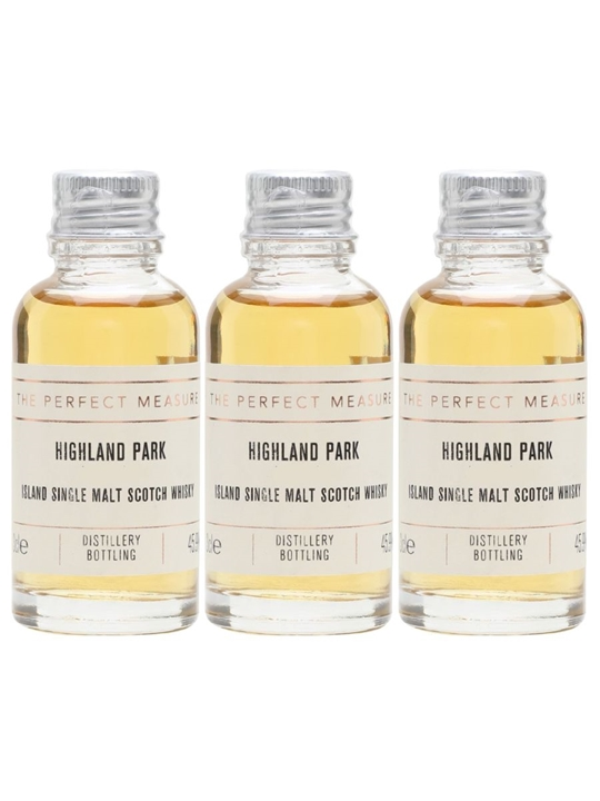 Highland Park Tasting Collection / 3x3cl Island Whisky