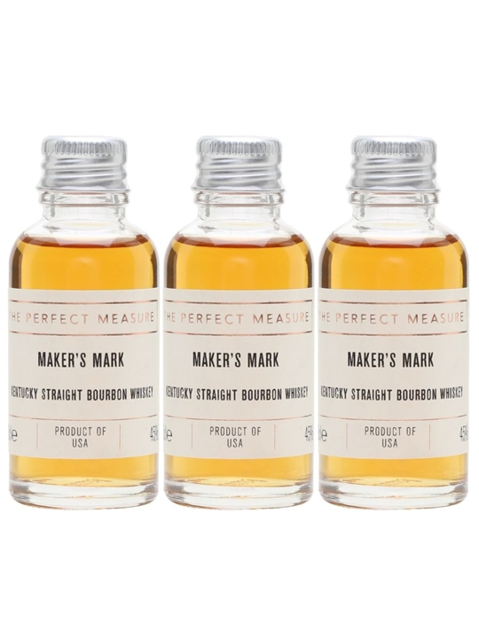 Maker's Mark Tasting Collection / 3x3cl