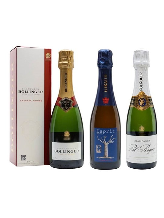 Perfect Pinot Champagne Tasting Collection / Virtual Champagne Show