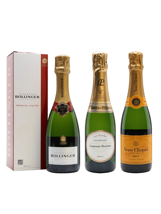 A Tale of 3 Ladies Tasting Collection / Virtual Champagne Show