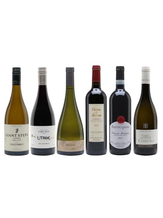 Classic Wine Case / 6 Bottles