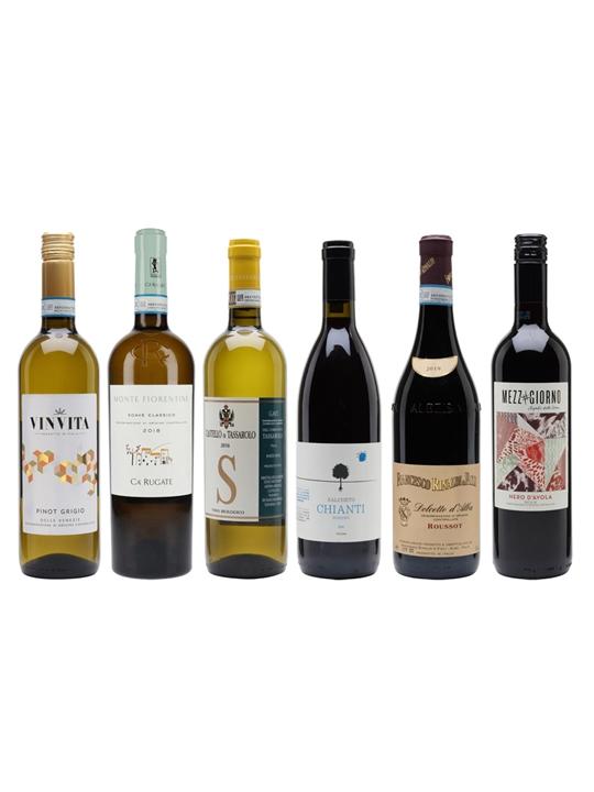 Italian Classics Wine Case / 6 Bottles