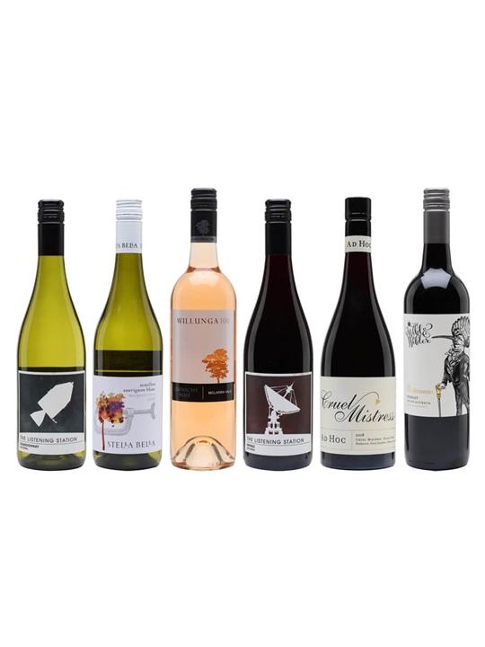 All Australian Wine Case / 6 Bottles