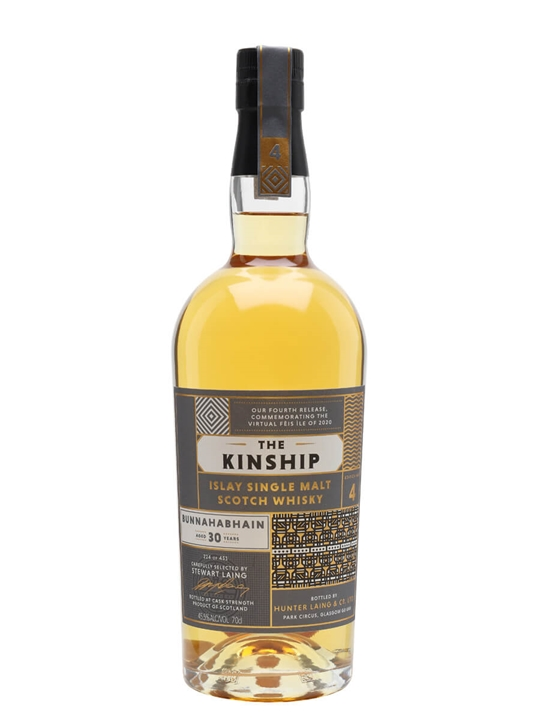 Bunnahabhain 1989 / 30 Year Old / Edition #4 / The Kinship Islay Whisky