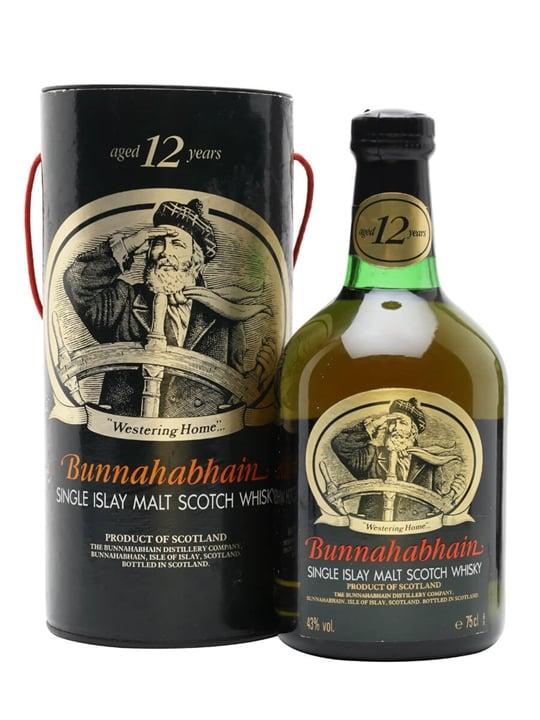 Bunnahabhain 12 Year Old / Bot.1990s Islay Single Malt Scotch Whisky