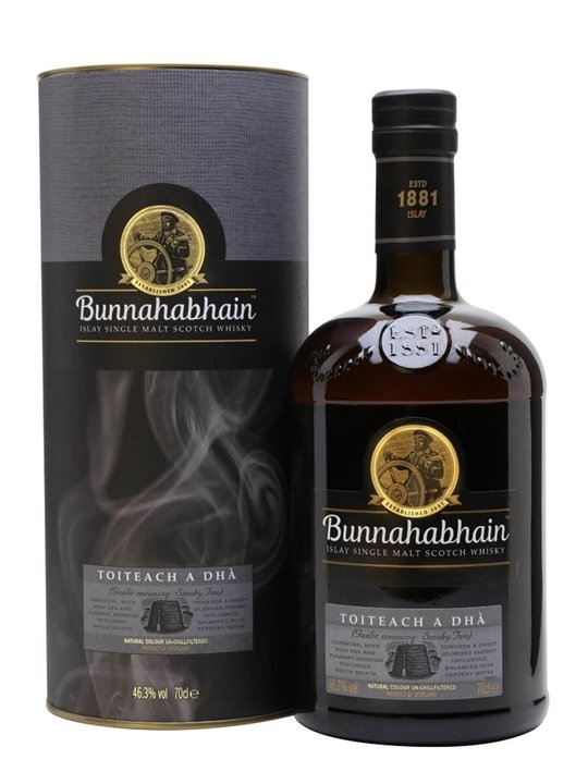 Bunnahabhain Toiteach A Dha Islay Single Malt Scotch Whisky