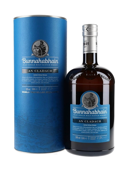Bunnahabhain An Cladach Islay Single Malt Scotch Whisky