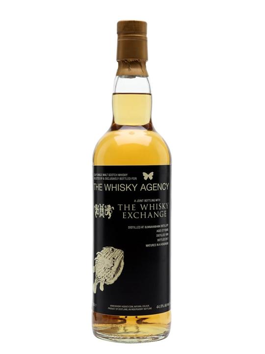 Bunnahabhain 1989 / 27 Year Old / Whisky Agency / TWE Islay Whisky