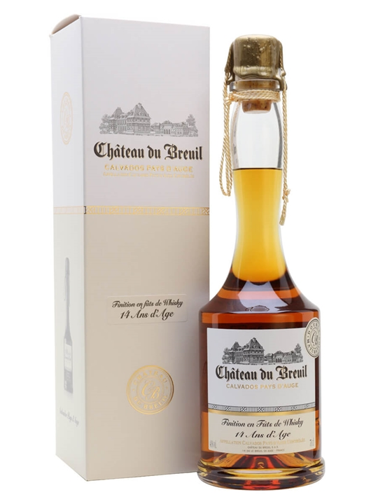 Chateau du Breuil 14 Year Old Calvados