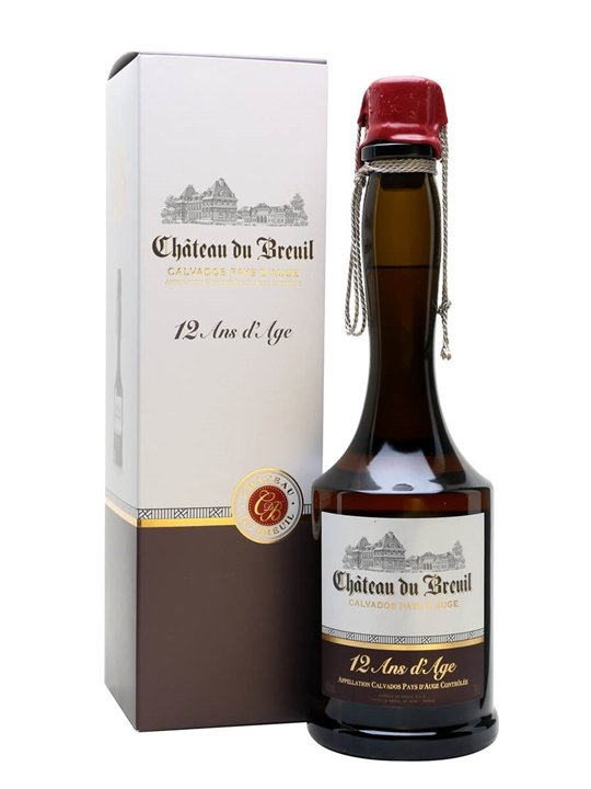 Chateau Du Breuil 12 Year Old Calvados