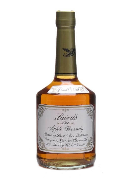 Laird's Old Apple Brandy / 7.5 Year Old