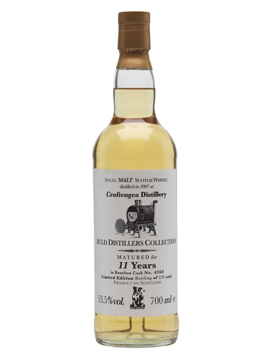 Croftengea 2007 / 11 Year Old / Jack Wiebers Highland Whisky