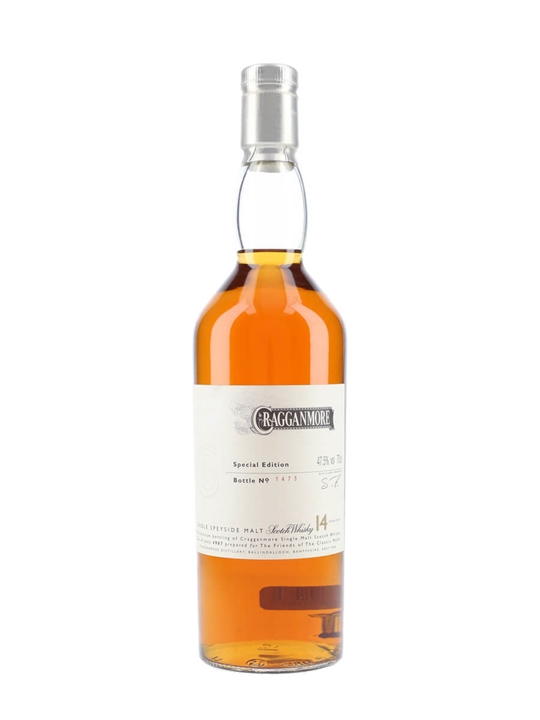 Cragganmore 14 Year Old / Friends of the Classic Malts Speyside Whisky