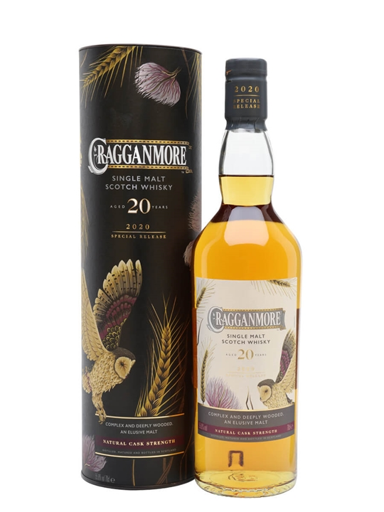 Cragganmore 1999 / 20 Year Old / Special Releases 2020 Speyside Whisky