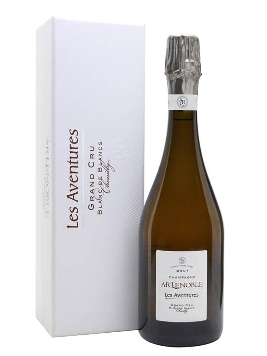 AR Lenoble Les Aventures Blanc de Blancs Brut Champagne