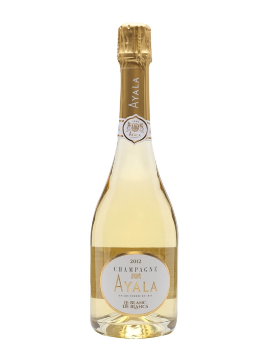 Ayala Blanc de Blancs 2012 Champagne