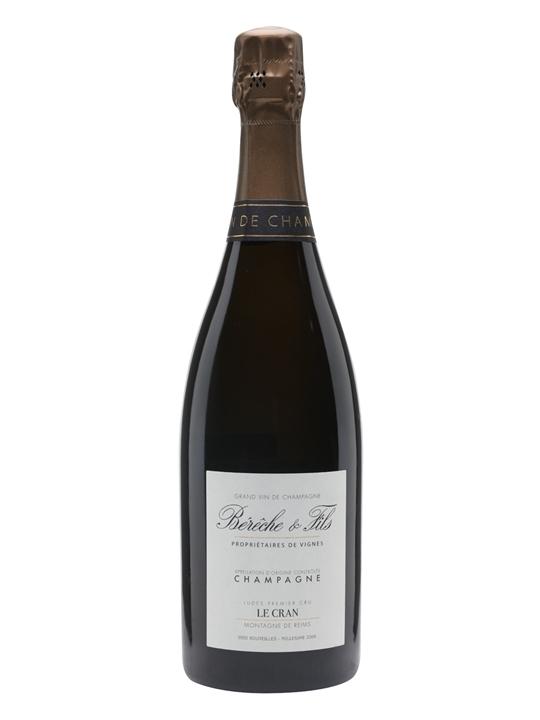 Bereche & Fils Le Cran Ludes 1er Cru 2009 Champagne