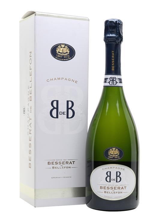 Besserat de Bellefon B de B Champagne