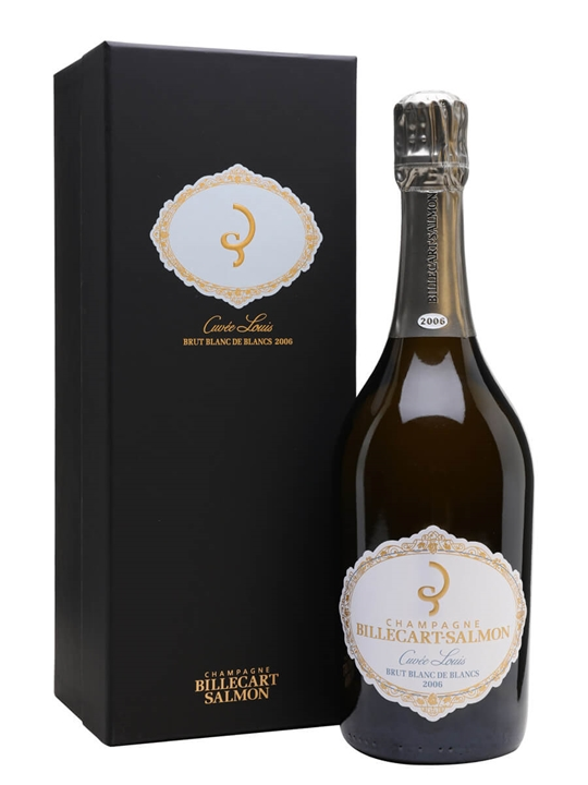 Billecart-Salmon Cuvee Louis Blanc de Blancs 2006 Champagne