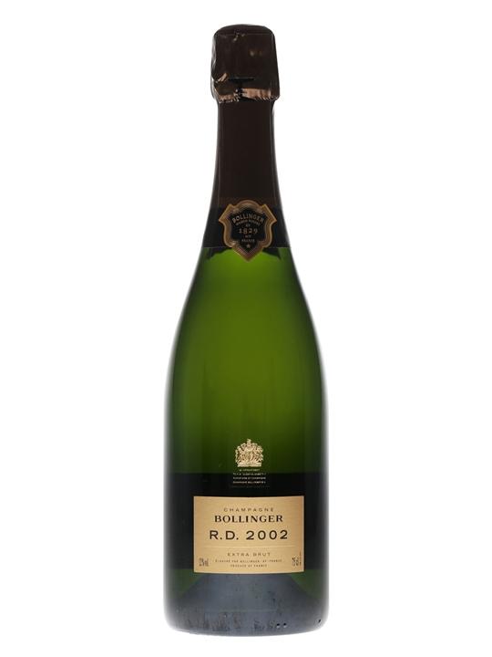 Bollinger R.D. 2002 Extra Brut Champagne