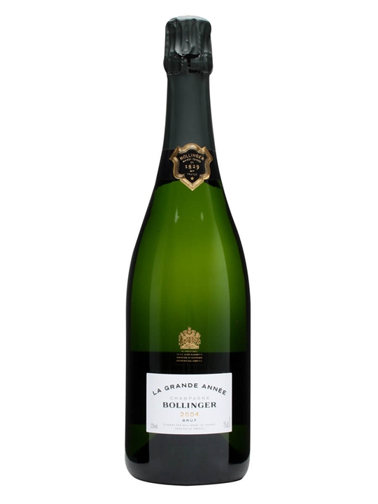 Bollinger La Grande Annee Brut Champagne 2004