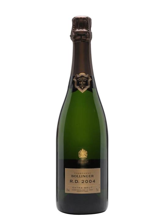 Bollinger R.D 2004 Champagne