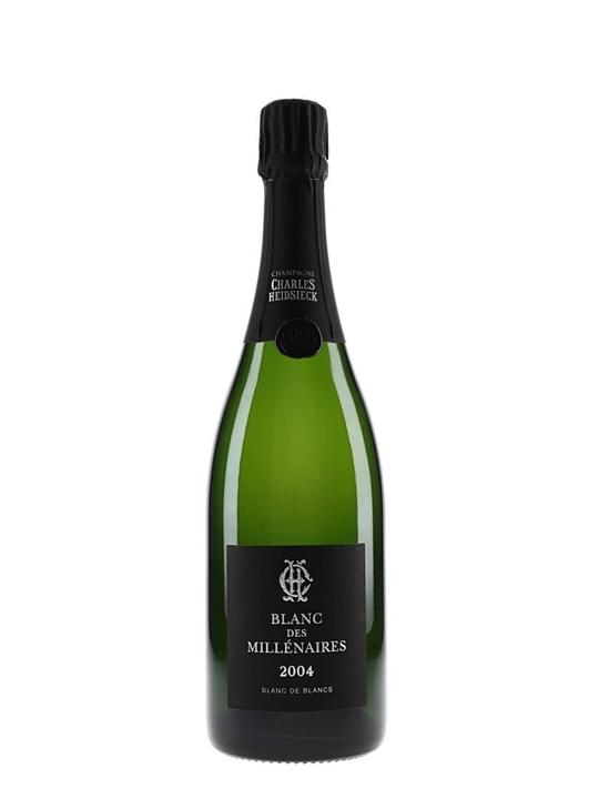 Charles Heidsieck Blanc des Millenaires 2004 Champagne