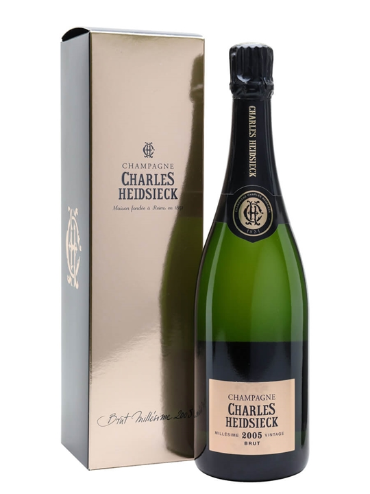 Charles Heidsieck Millesime 2005 Champagne