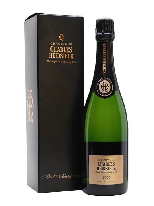 Charles Heidsieck Millesime 2006 Champagne