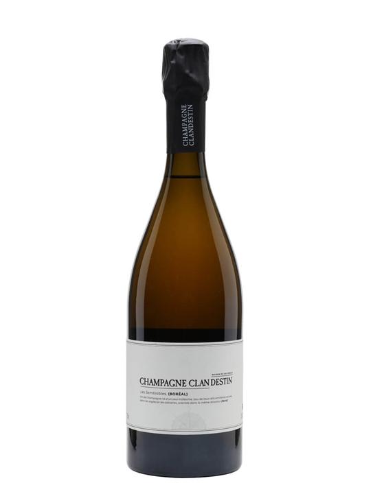 Clandestin Les Semblables Champagne / Brut Nature