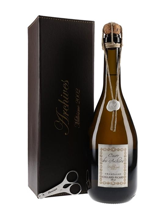 Champagne Collard-Picard Cuvee des Archives Brut 2002
