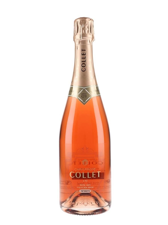 Collet Collection Privee Rose Champagne