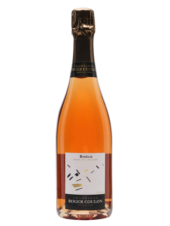 Roger Coulon Rosélie Rosé de Saignée Brut NV Champagne