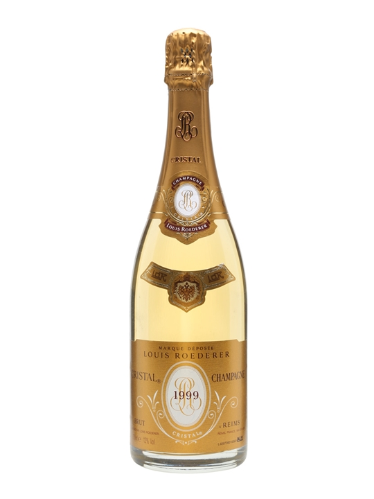 Louis Roederer Cristal 1999 Champagne