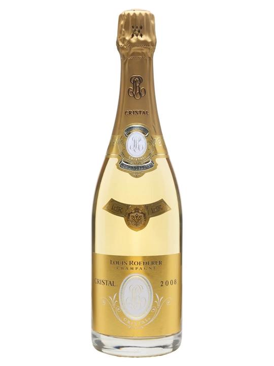 Louis Roederer Cristal Brut 2008 Champagne